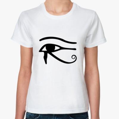 Классическая футболка Око Гора
