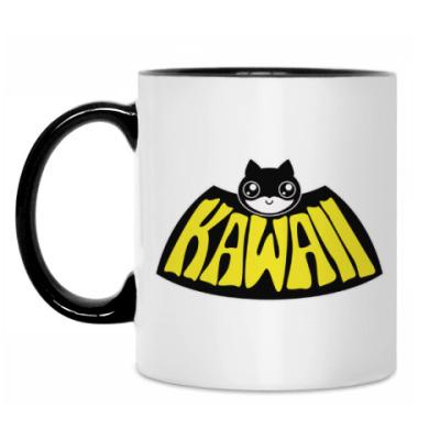 Кружка Kawaii Batman