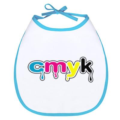 Слюнявчик CMYK