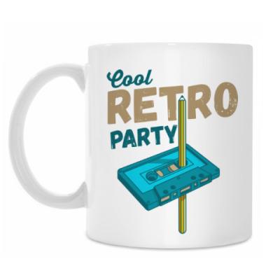 Кружка Retro party