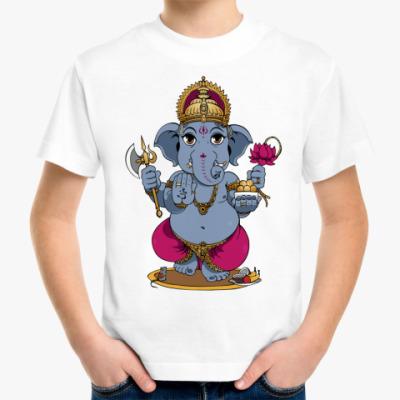Детская футболка Ganesha