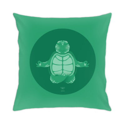 Animal Zen: T is for Turtle