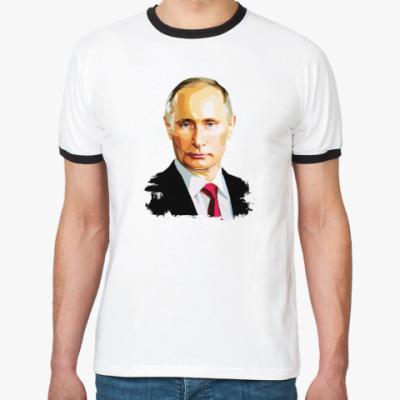 Футболка Ringer-T Путин