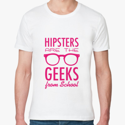Футболка из органик-хлопка Hipsters