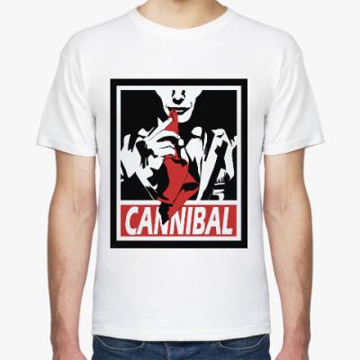 Футболка Канибал