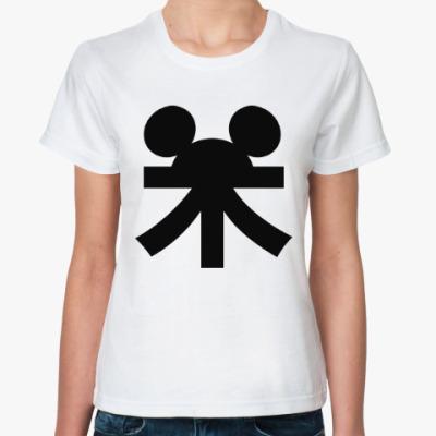 Классическая футболка Микки