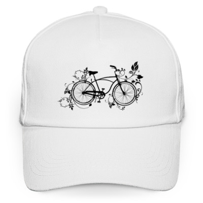 Кепка бейсболка велосипед