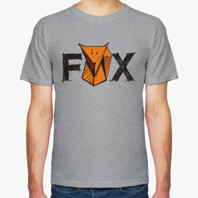 Футболка Fox