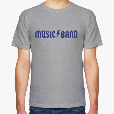 Футболка Music Band