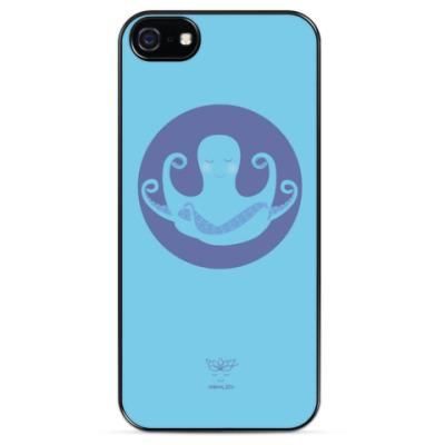 Чехол для iPhone Animal Zen: O is for Octopus
