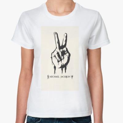 Классическая футболка  4ever Майкл