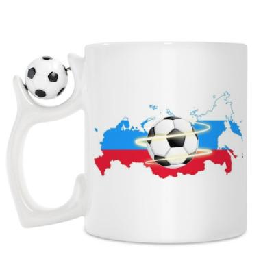 Кружка Футбольный вихрь