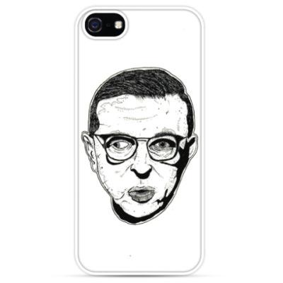 Чехол для iPhone Жан-Поль Сартр