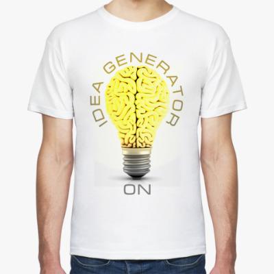 Футболка Idea generator (on)
