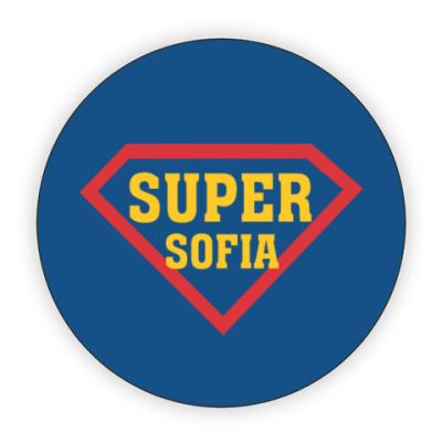 Костер (подставка под кружку) Супер София (sofia)