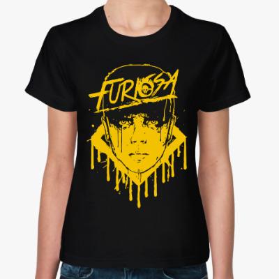 Женская футболка Фуриоза (Безумный Макс)