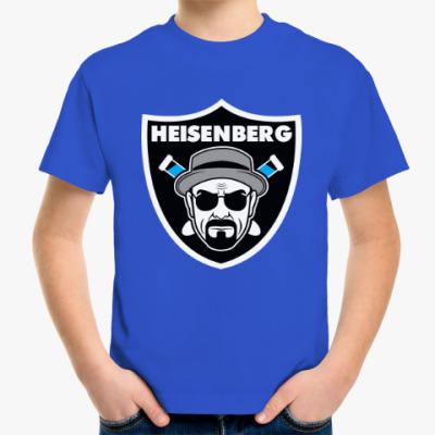 Детская футболка Heisenberg Raiders