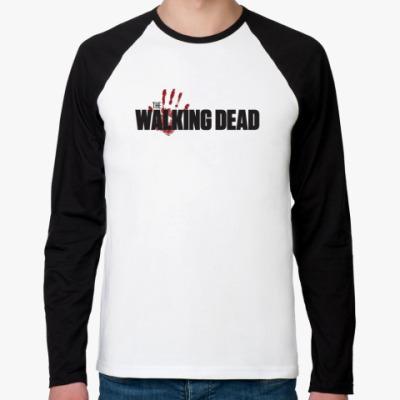 Футболка реглан с длинным рукавом Walking Dead