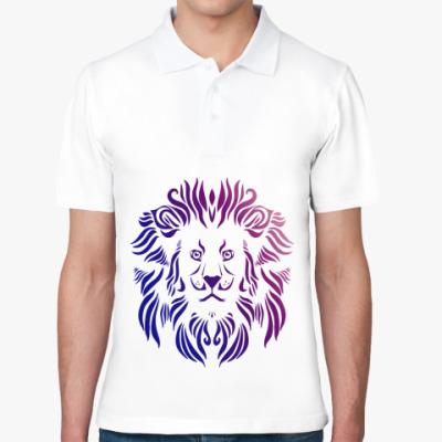 Рубашка поло Лев
