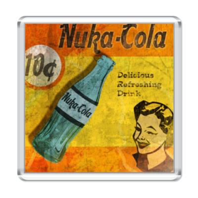 Магнит Fallout Nuka Cola