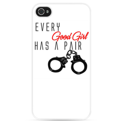 Чехол для iPhone Every Good Girl