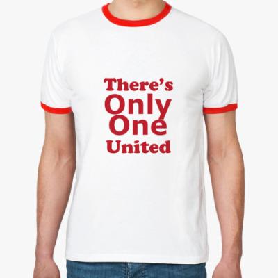 Футболка Ringer-T One United