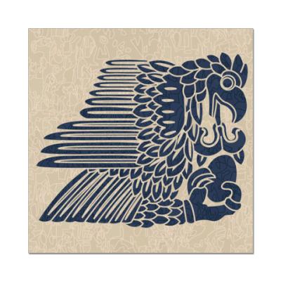 Наклейка (стикер)   Орел