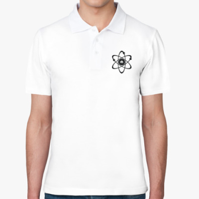 Рубашка поло  Атеизм или Cмерть Science!