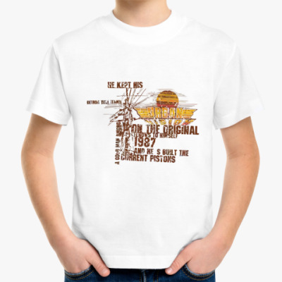 Детская футболка Urban Style