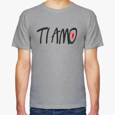 Футболка Tiamo