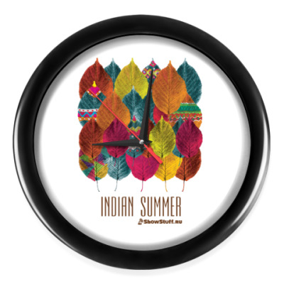 Настенные часы ShowStuff