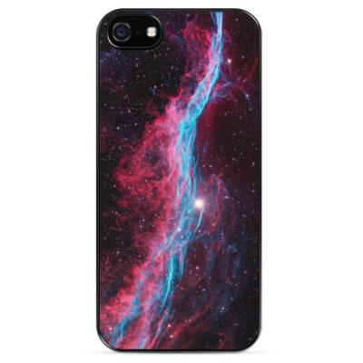 Чехол для iPhone Космос, звезды, Млечный Путь.