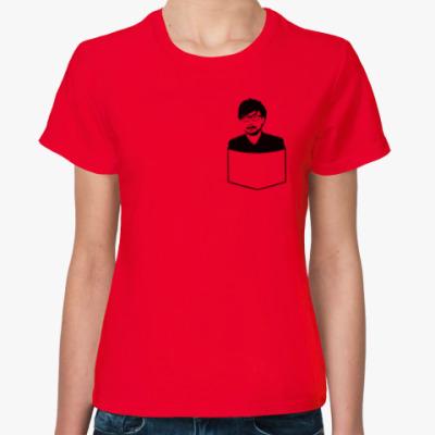Женская футболка Death Stranding