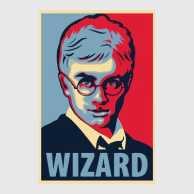 Постер Wizard