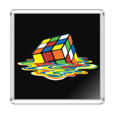 Магнит Шелдон 'Кубик'