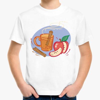 Детская футболка Глинтвейн
