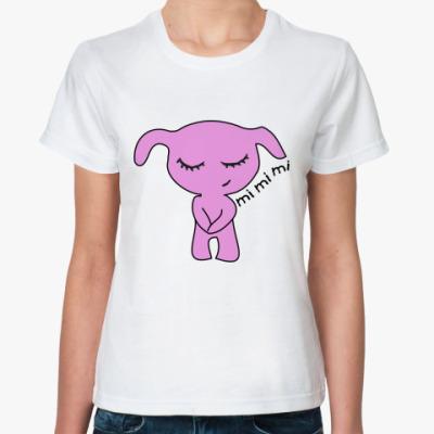 Классическая футболка Mimi