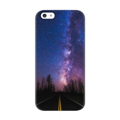 Чехол для iPhone 5c Space/Космос
