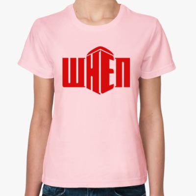Женская футболка Когда - Тардис