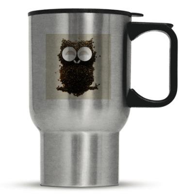 Кофейная сова