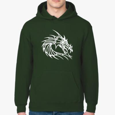 Толстовка худи Древний дракон