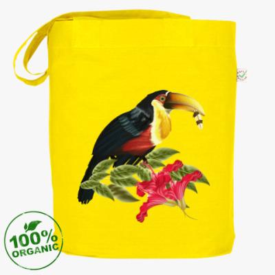 Сумка Тропическая птица