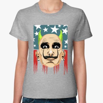 Женская футболка Prodigy Dali
