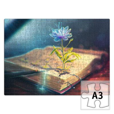 Пазл Пазл Flower