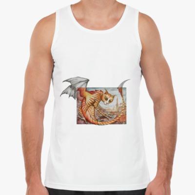 Майка Кошачий дракон