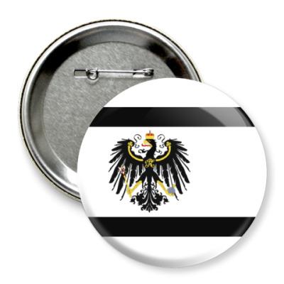 Значок 75мм Пруссия