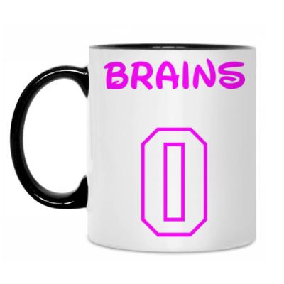 Кружка Zero Brains