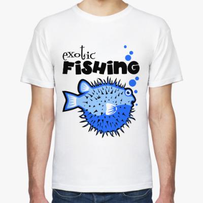 Футболка Экзотическая рыбалка