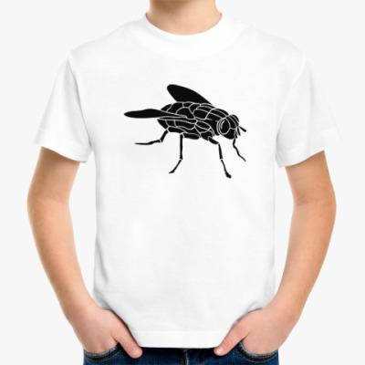 Детская футболка Муха