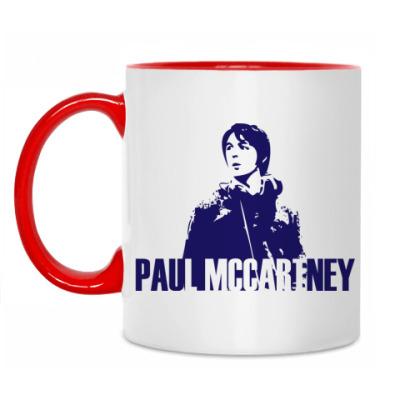 Кружка КPaul McCartney